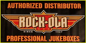Authorized Distributor ROCK OLA